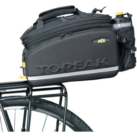 Topeak MTX Trunk Bag DX Bolsa Transporte Equipaje, black